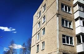 Заделка межпанельных швов в доме по адресу ул. Гашкова, 27Б