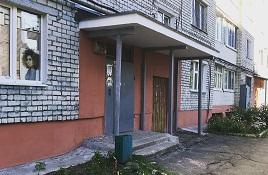 Ремонтные работы в доме по адресу 1-й Еловский переулок, 22