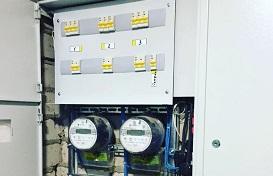 Капитальный ремонт электрооборудования в доме по адресу 1-Еловский переулок, 22