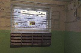 Косметический ремонт подъезда № 16 в доме по адресу ул. Гашкова, 22