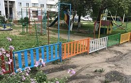 Благоустройство придомовой территории по адресу ул. Уральская, 49