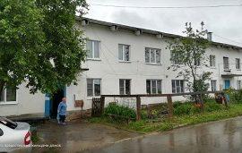 Замена окон на лестничных маршах в доме по адресу ул. Сигаева, 4