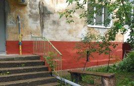 Ремонт цоколя в доме по адресу ул. Чехова, 6
