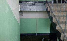 Ремонт подъезда в доме по адресу ул. Гашкова, 27
