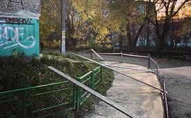 Реставрация тротуара по адресу ул. Целинная, 29/1
