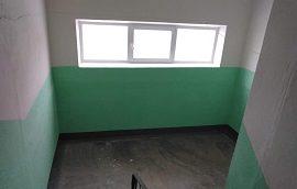 Косметический ремонт подъезда в доме по адресу ул. Целинная, 17