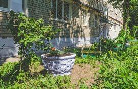 Как в лучших цветочных садах Европы: пермяки преобразили свои дворы к лету