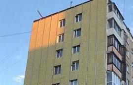 Капитальный ремонт фасада дома по адресу ул. Ивановская, 13
