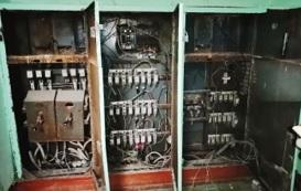 Капитальный ремонт электрики в доме по адресу ул. Хрустальная, 28