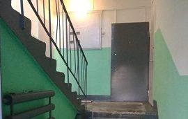 Косметический ремонт подъезда в доме по адресу ул. Баранчинская, 2