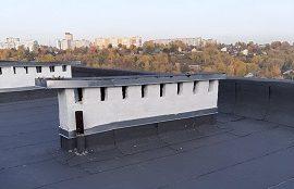 Капитальный ремонт кровли дома по адресу ул. Чехова, 8