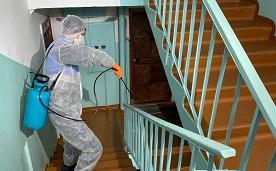 Судебная практика: должна ли УК проводить дезинфекцию в доме, где нет больных COVID-19