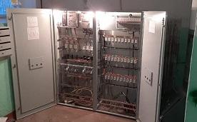 Капитальный ремонт электрооборудования в доме по адресу ул. Гашкова, 25