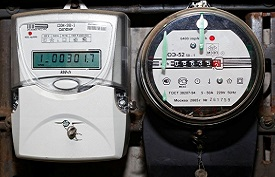 Замена общедомовых приборов учета электроэнергии