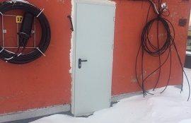 Замена противопожарных дверей и люков в доме по адресу ул. Гашкова, 45